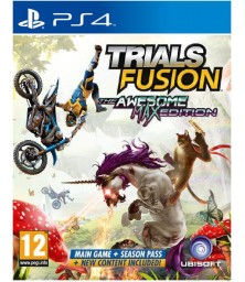 Trials Fusion - The Awesome Max Edition [PS4]